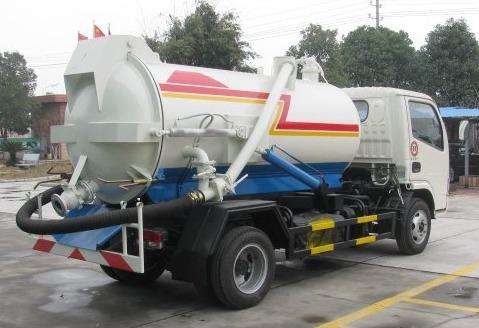 שירותי משאית ביוב