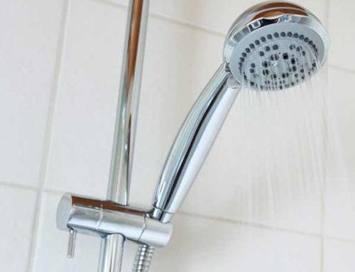 ניקוי ראש מקלחת סתום דוש / טוש
